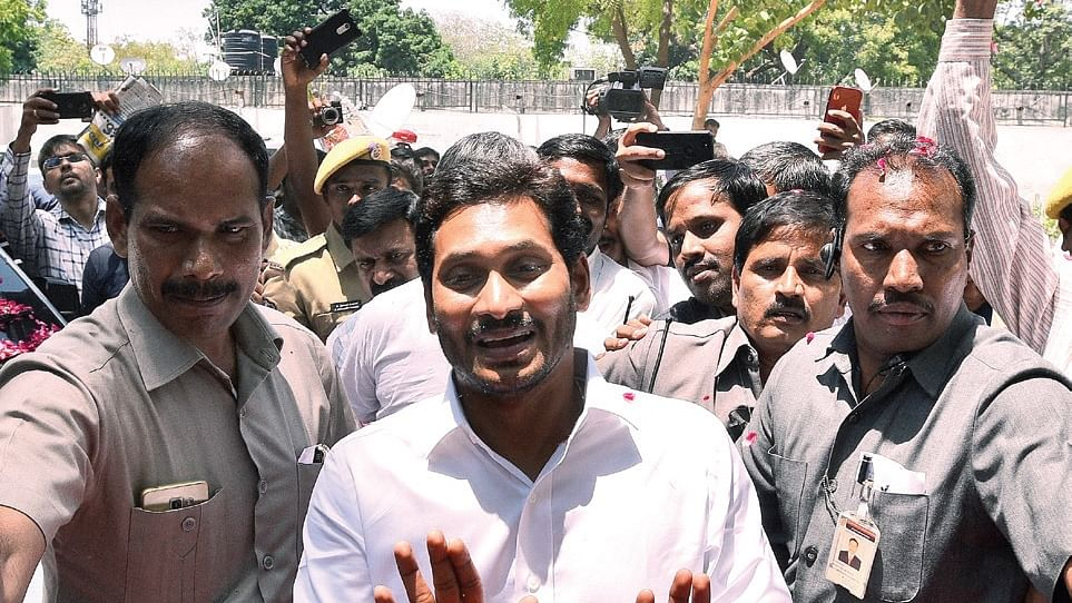 Explaining how Jaganmohan Reddy turned his political fortune from a dead end