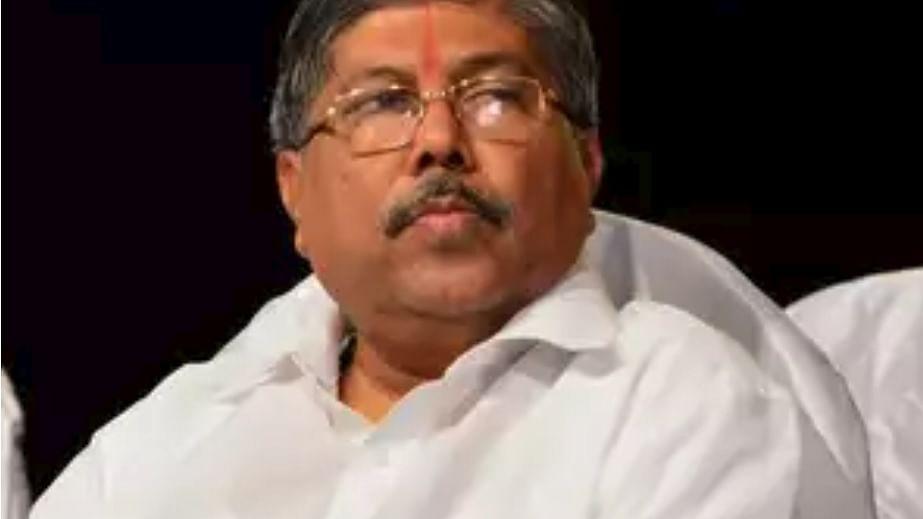 Revenue Minister Chandrakant Patil (Social media)