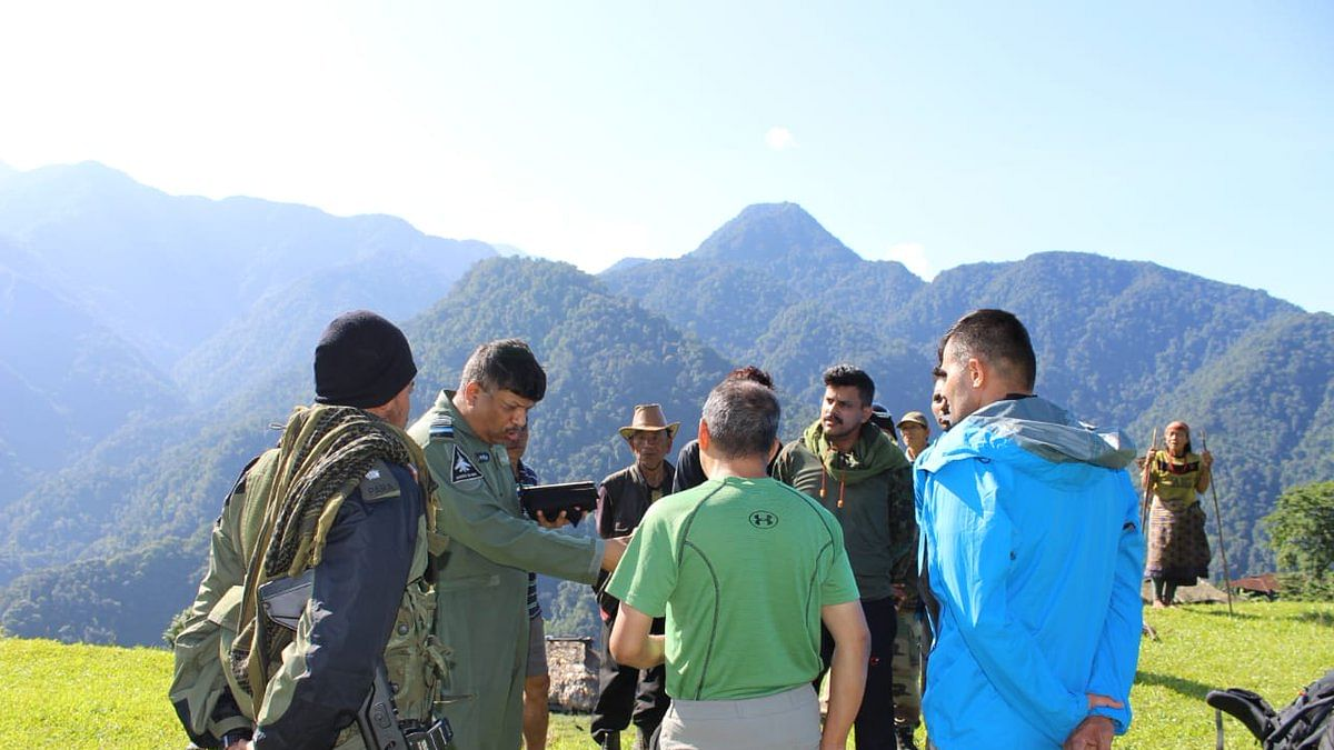 LIVE news updates: 15 mountaineers have been inducted to search for AN-32