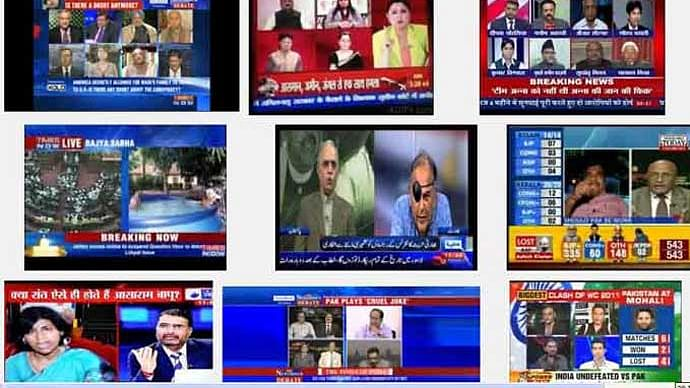 Indian media crawled during Emergency but is the spine straighter today?