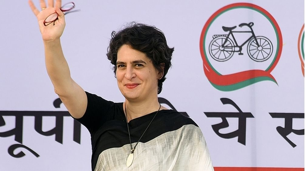Congress General Secretary Priyanka Gandhi flays UP government over crimes against women