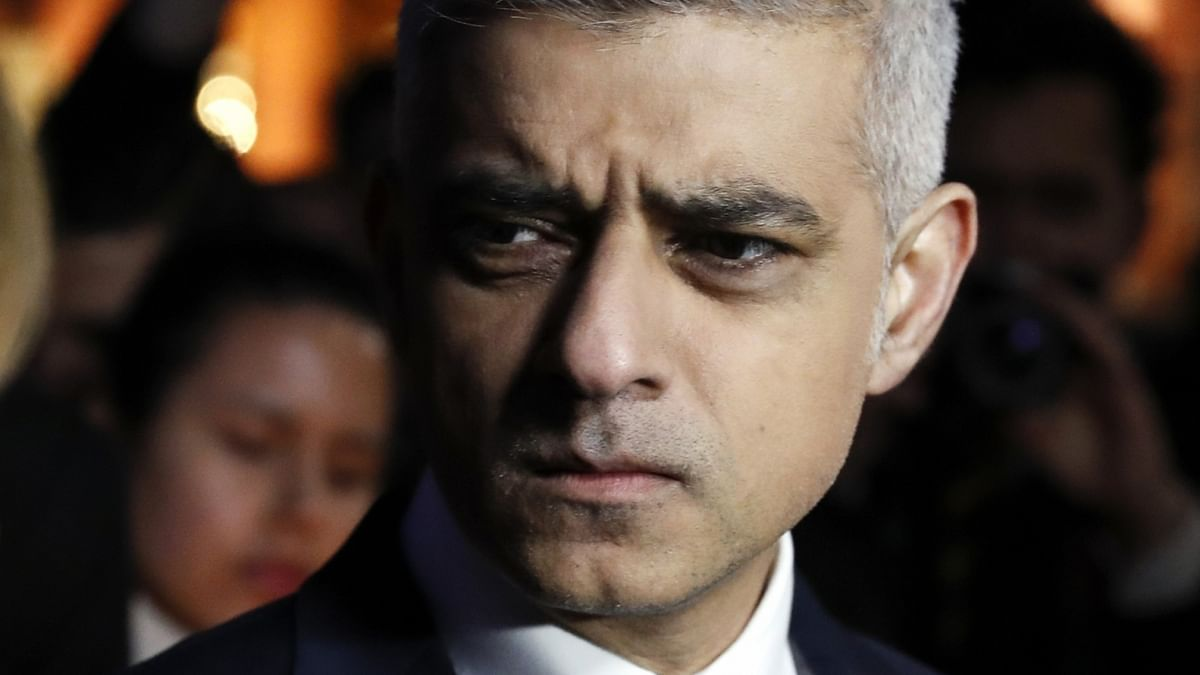 London Mayor calls Donald Trump a '20th-century fascist'