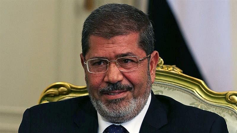 Egypt's ousted President passes away during trial
