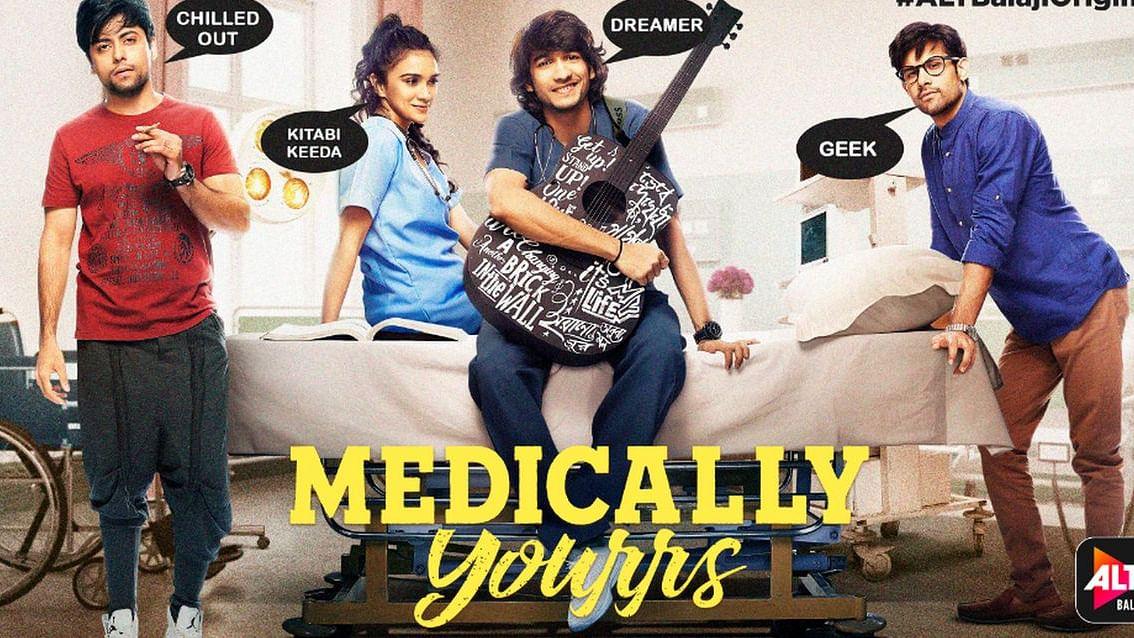 Shantanu Maheshwari and Nityaami Shirke: Working in 'Medically Yourrs'has been wonderful experience