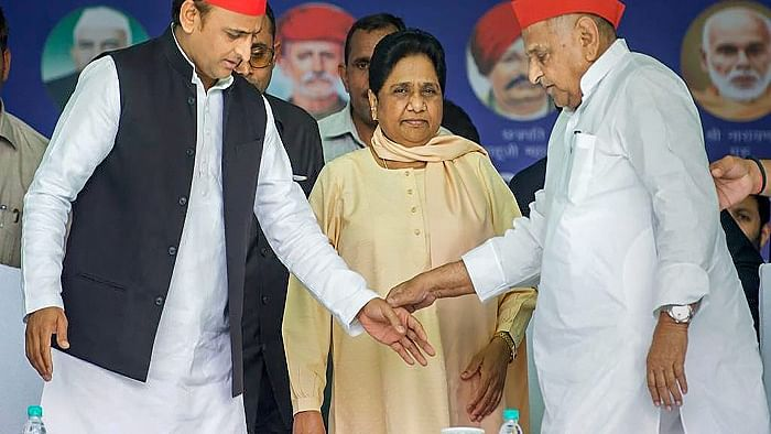 Mayawati had shared the stage with SP founder Mulayam Singh Yadav after decades during the 2019 Lok Sabha polls.