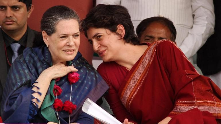 Priyanka, Sonia to visit Rae Bareli to thank voters