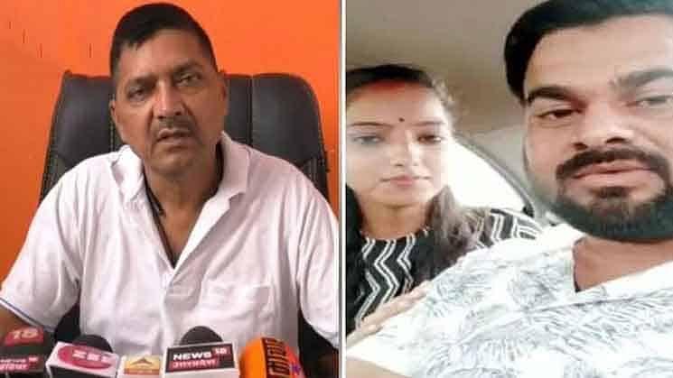 Sakshi's MLA father cries foul play accuses of politicians-bureaucrats hatching a plot