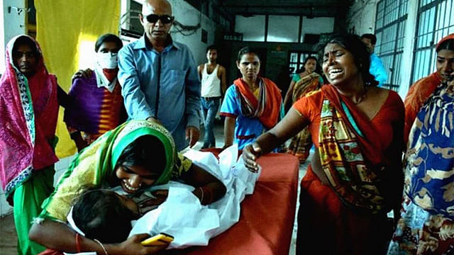 6 children die of suspected AES in Bihar's Gaya