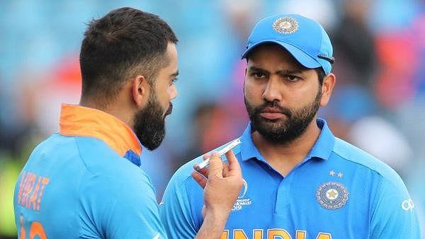 BCCI to check on Kohli-Rohit rift, split captaincy an option