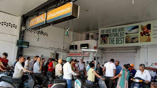 Petrol price hiked by ₹2.45, diesel by ₹2.36 after a tax hike in Budget 2019