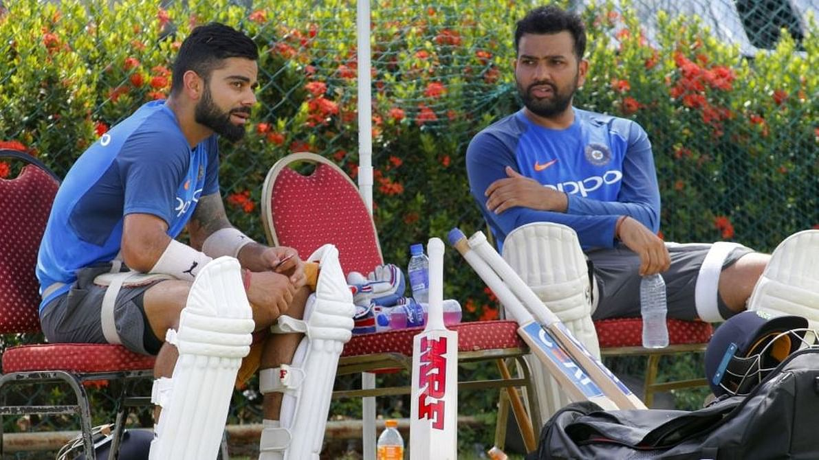 Split in Indian team over Virat Kohli and Rohit Sharma?