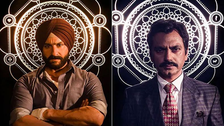 'Sacred Games 2' trailer out: Promises yet again a volley of abuses, violence, conspiracy