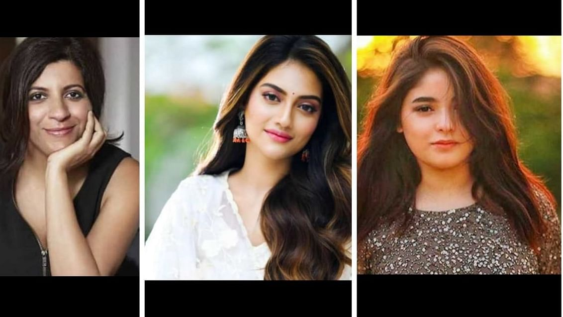 Nusrat, Zoya, Kausar, Fatima question orthodoxy by their choices in life, Zaira Wasim is dictated by it