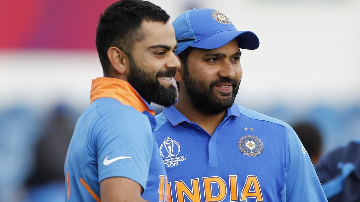 Rohit Sharma: I walk out for my country, not just the team