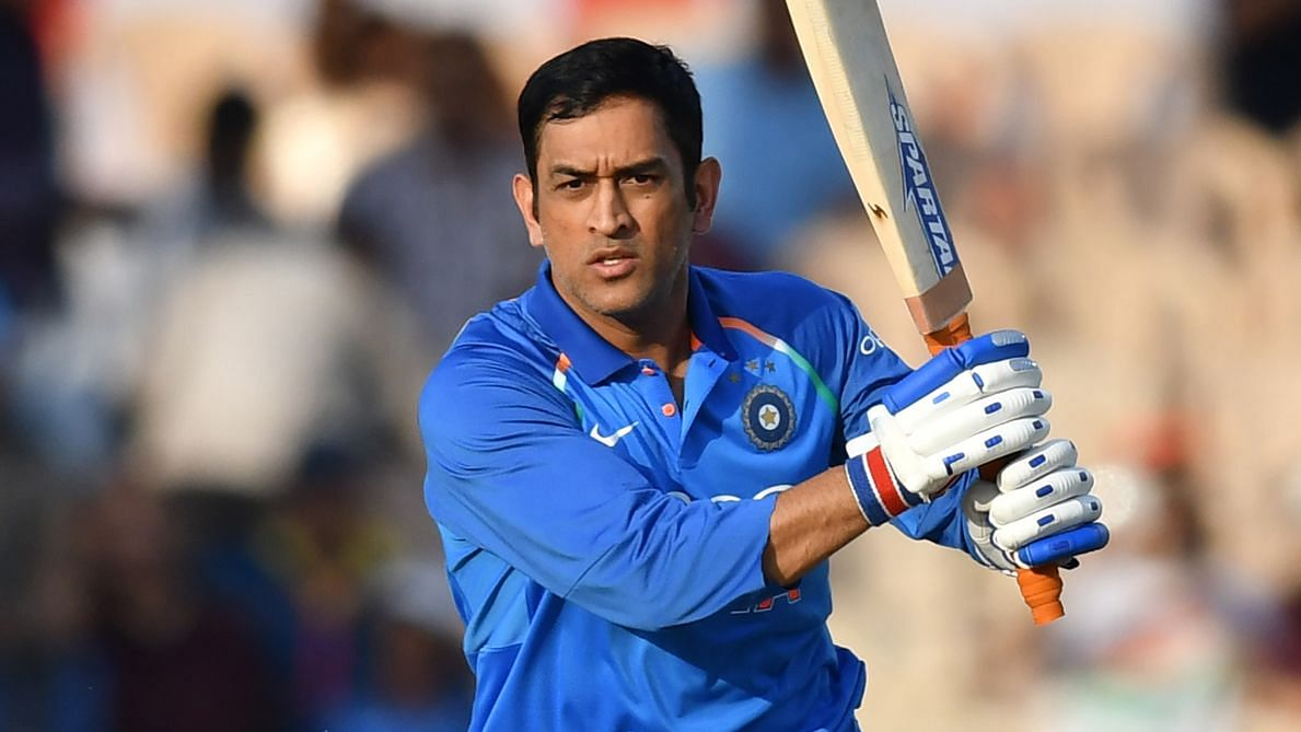 Is MSK Prasad hinting at Dhoni's retirement?