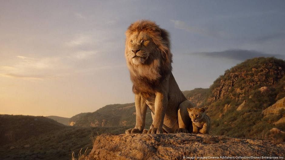 'The Lion King' is visually fascinating but this remake  is rather too long