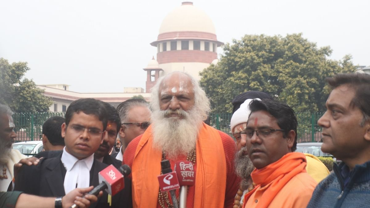 No mediation panel  needed on Ayodhya issue, says Ram Janambhoomi Nyas