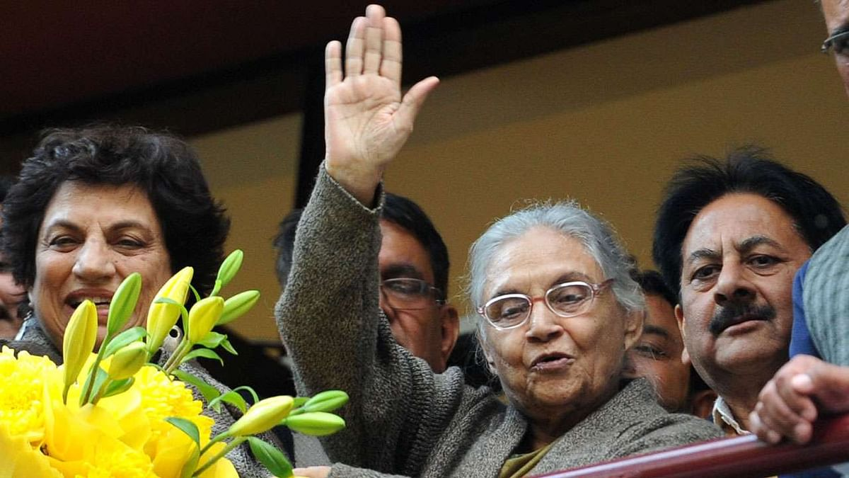 Remembering Sheila Dikshit: Leader of my time
