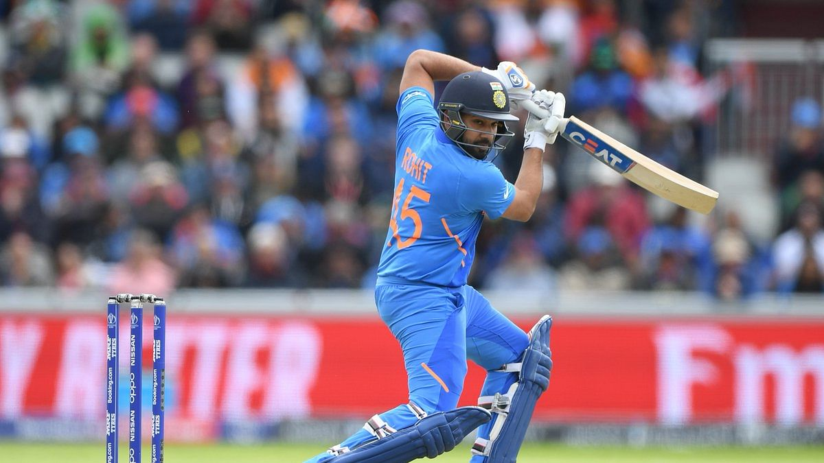 India vs Sri Lanka World Cup 2019 live: Rohit out on 103; India 194/1 after 31 overs
