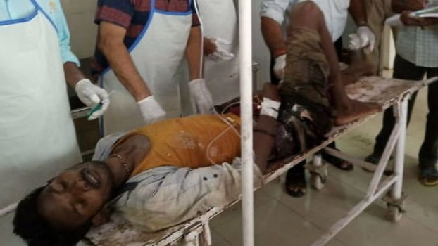 Sonbhadra carnage: 200 men on 32 tractors fired for an hour