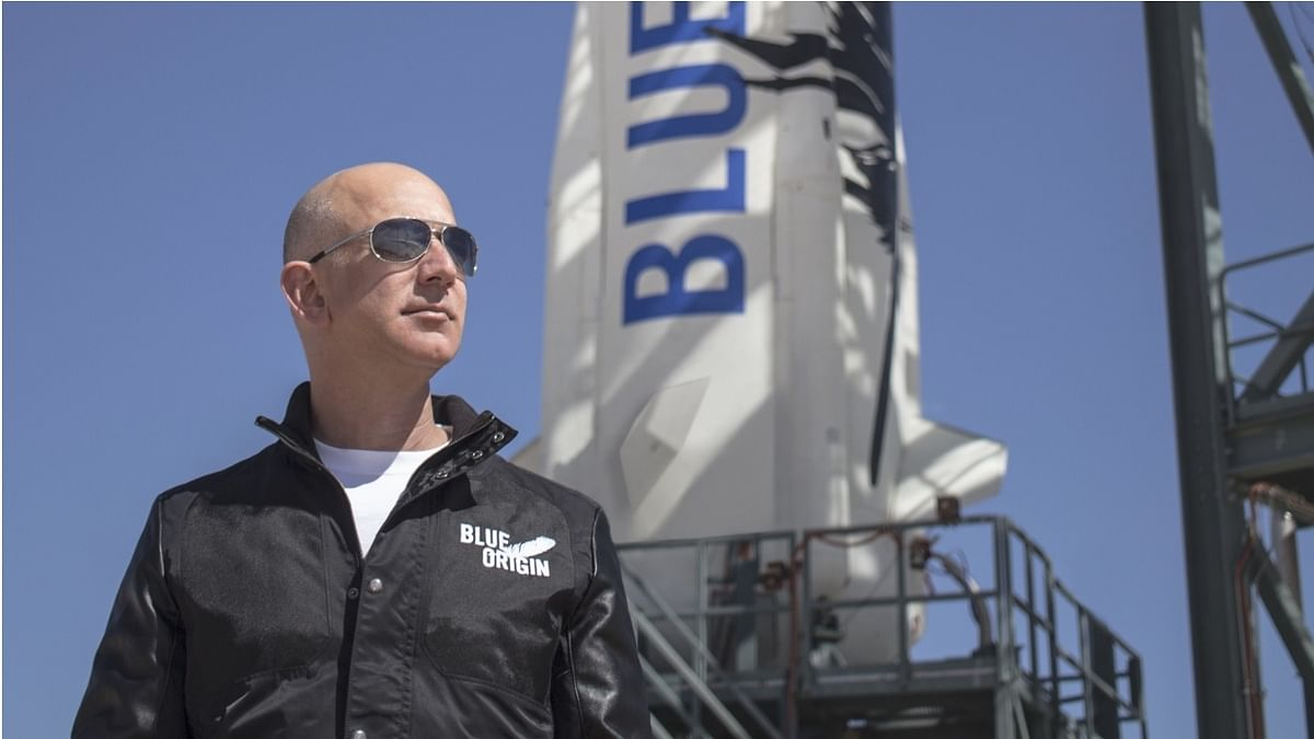 Jeff Bezos and Elon Musk to help NASA land first woman and next man on Moon