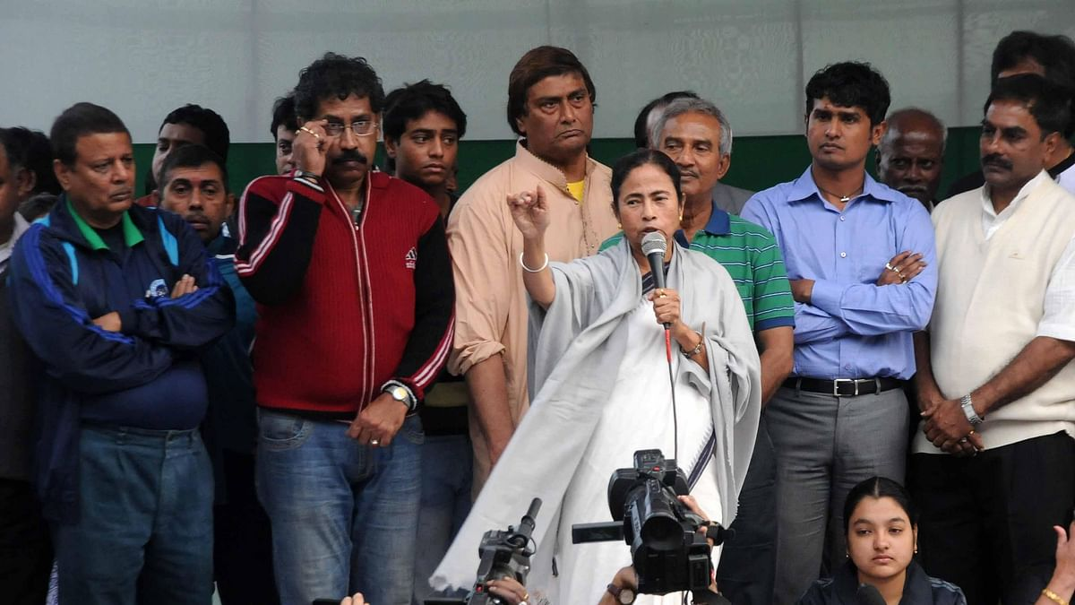 Trinamool fights back for control of civic bodies in Bengal