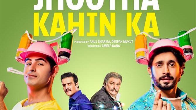 'Jhootha Kahin Ka' is so crazy, it makes you laugh out loud!