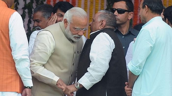 UAPA Bill: SP's Mulayam Singh votes in favour of BJP against his own party