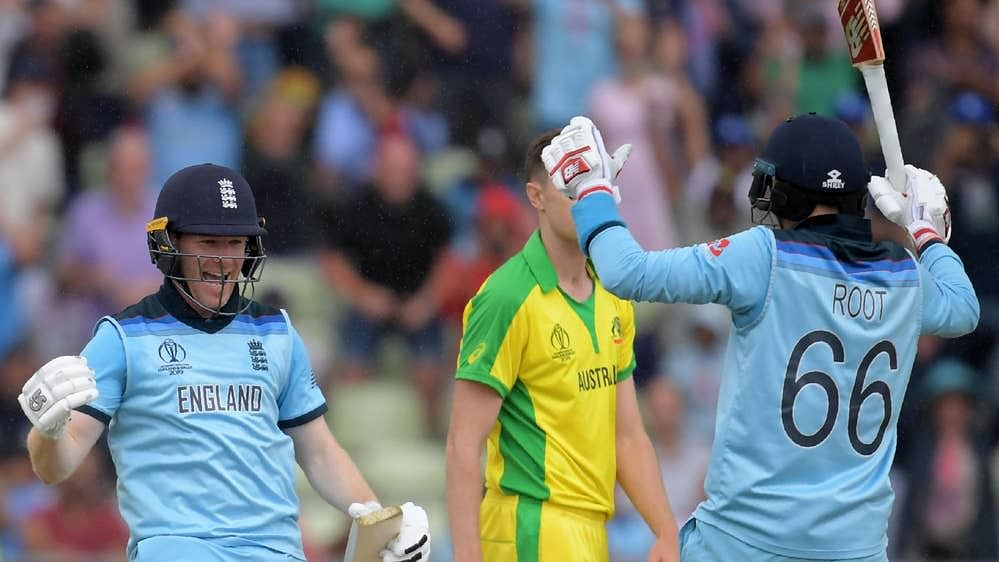 England vs Australia: The hosts have entered the finals...easily