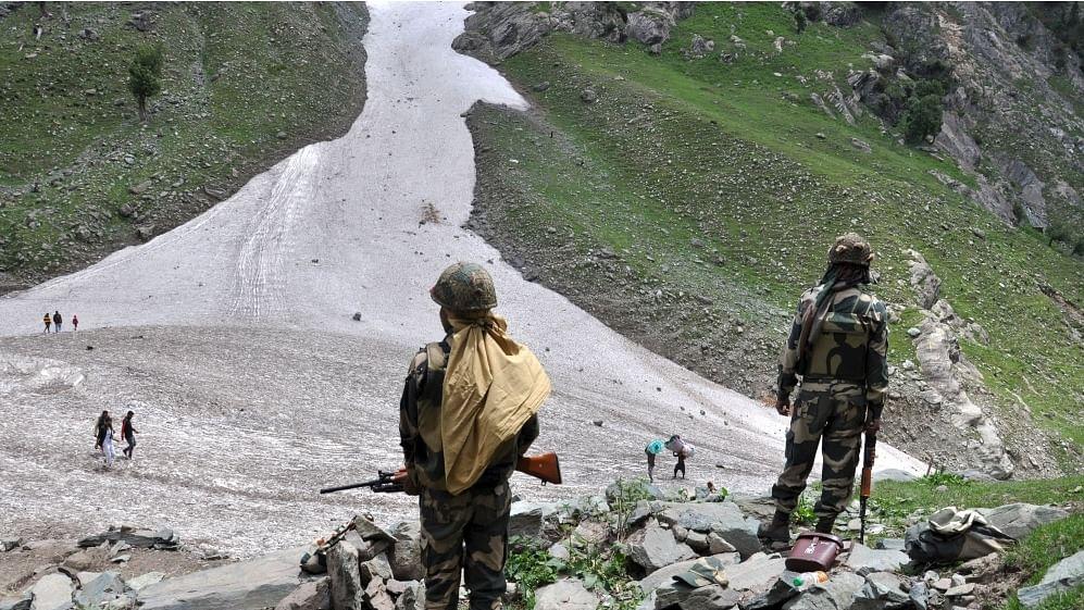 Landslides halt Amarnath yatra as Jammu and Kashmir witnesses heavy rain