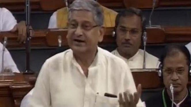 BJP ally JD(U) opposes triple talaq bill; walks out