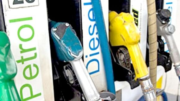 Petrol price at 1-year high