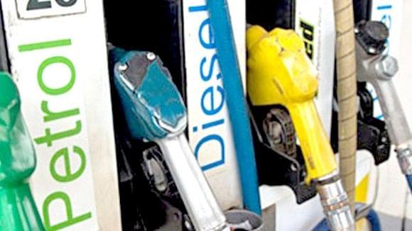 Price hike on Petrol and diesel