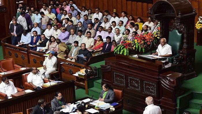 Karnataka Legislative Assembly (file photo)