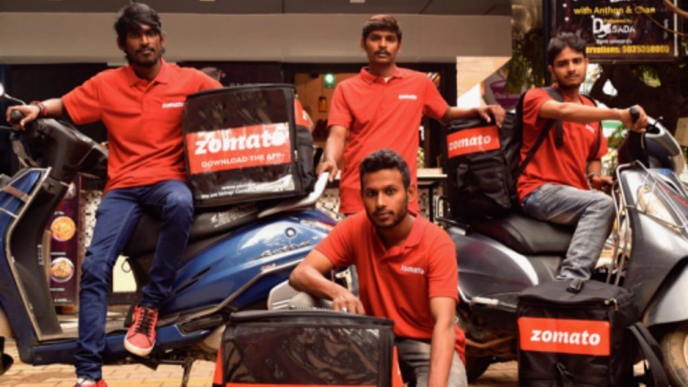 """User cancels order over Muslim delivery boy; Zomato responds with """"food doesn't have a religion"""""""
