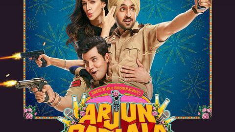 Arjun Patiala review: Diljit's fun attempt at a cop comedy
