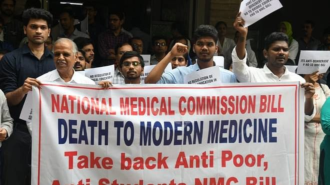 Doctors' strike impacts services in Bihar hospitals
