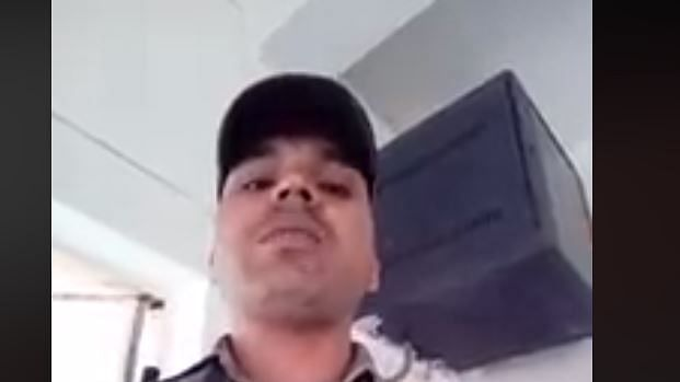 Officers' wives exploiting jawans? So claims a man clad in military fatigues