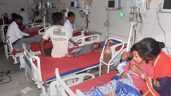 SC refrains from continuing with pleas on encephalitis in Bihar