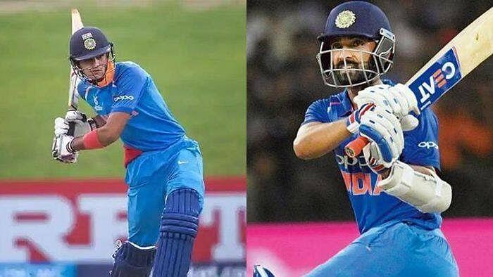 India vs West Indies: Ganguly surprised by Shubman, Ajinkya's exclusion