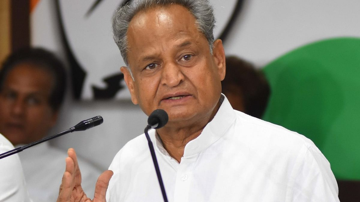 Congress polled more votes in Panchayat polls than BJP; it is spreading misinformation: Gehlot