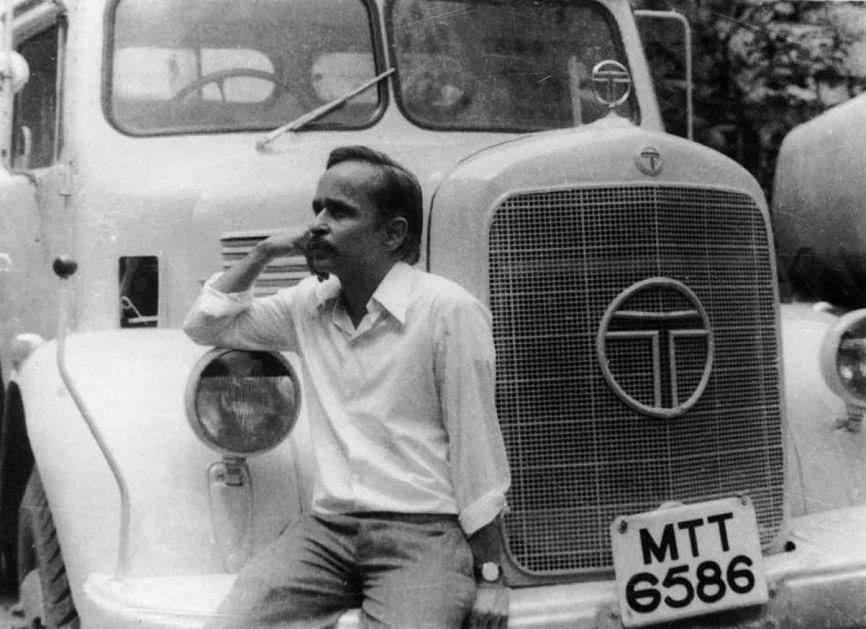 Prabhakar Barwe, the Jacques Derrida of Indian modernism