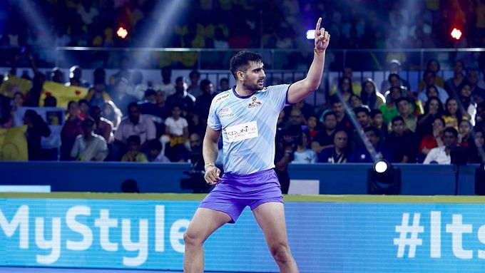 Kabaddi star Rahul Chaudhary says that the sport  requires both physical, mental toughness