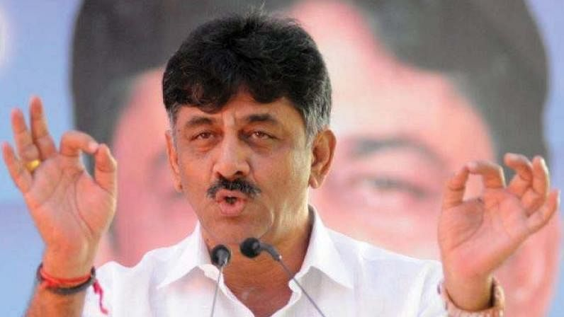CBI carries out searches at multiple premises of DK Shivakumar
