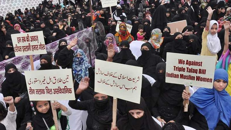 Contentious triple talaq bill passed by Parliament amid opposition