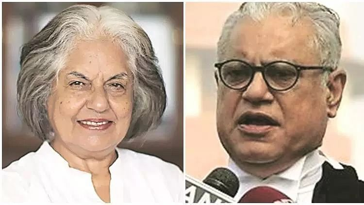 CBI raids: Anand Grover & I are being targeted because of the human rights work we do, says Indira Jaising