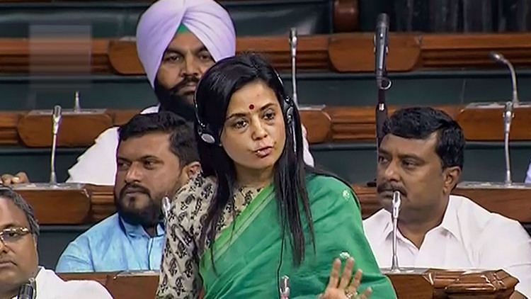TMC's Mahua Moitra moves privilege motion against news channel