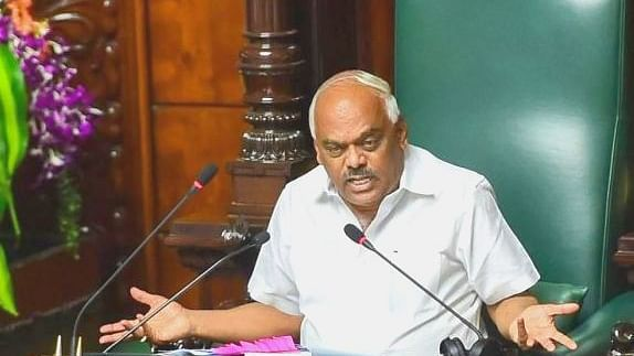 Karnataka Assembly Speaker: Am working as per Constitution