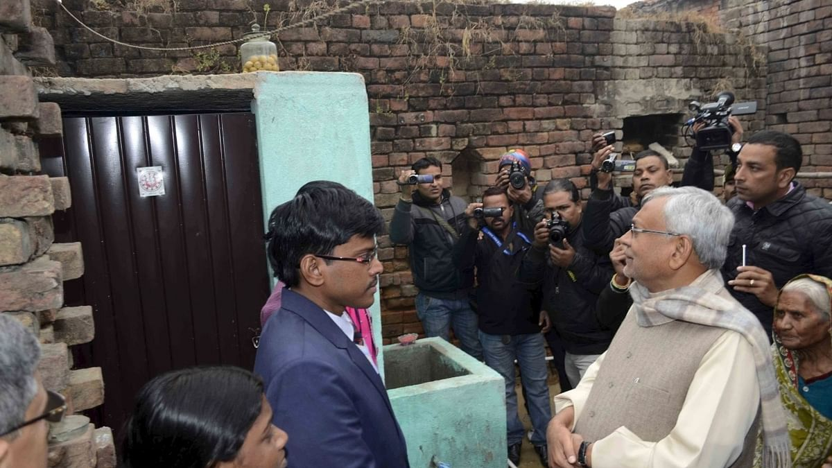 Swachh Bharat Mission: Over one lakh in Bihar await promised reimbursement for building toilets