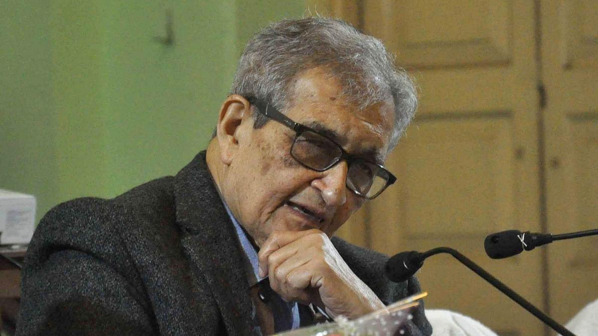 Prof Amartya Sen (IANS Photo)